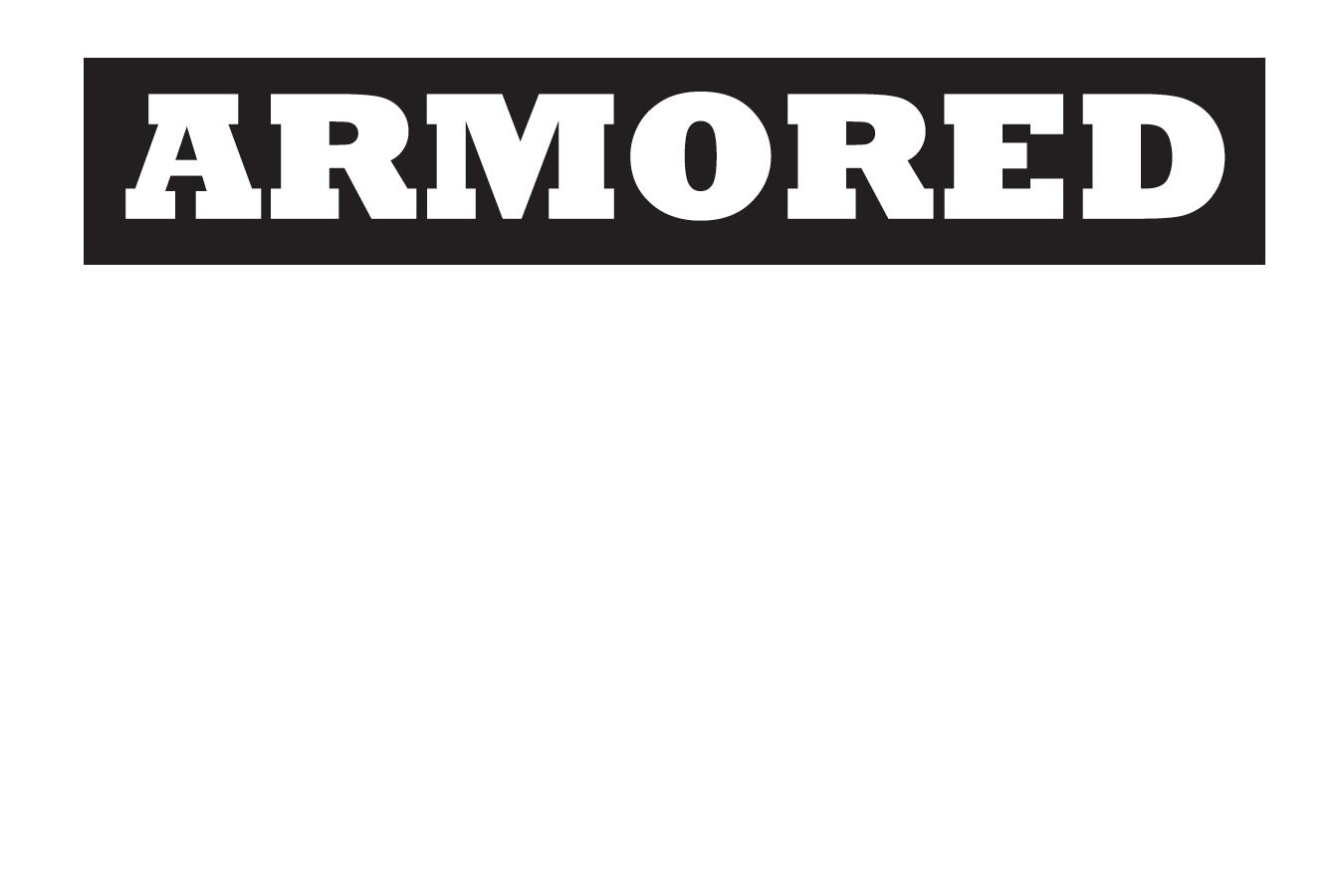 Armored Locking Mailbox Installations logo white