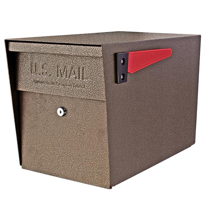 mail boss mailbox bronze